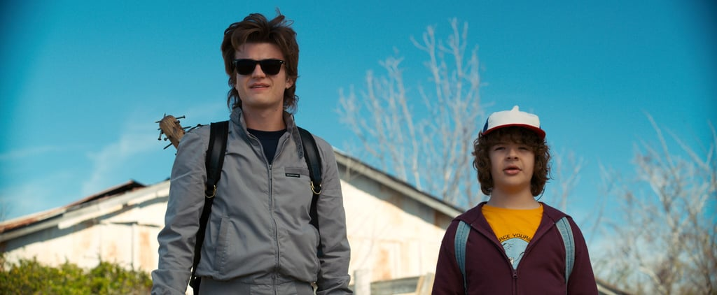 Steve and Dustin's Relationship on Stranger Things Gave Us the Duo We Deserve