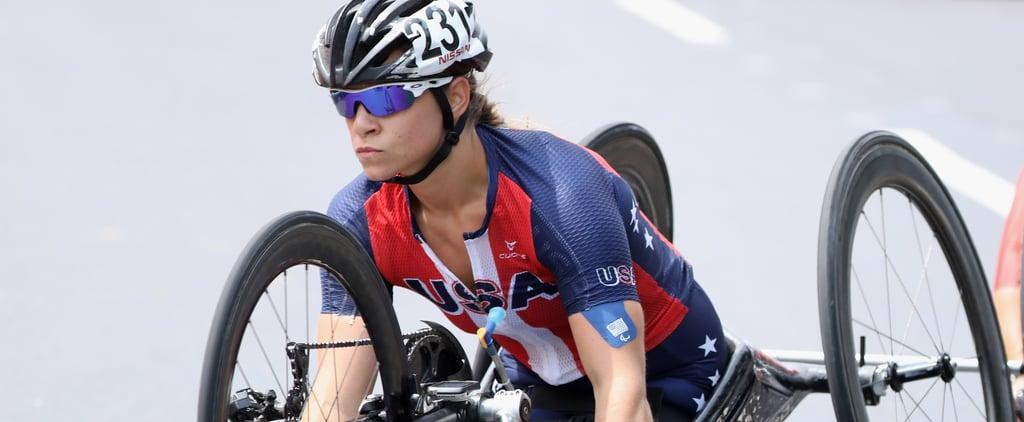 Paralympian Oksana Masters on Aiming For Tokyo 2020