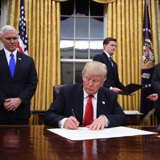 بيان دونالد ترامب والبيت الأبيض بحلول رمضان 2018