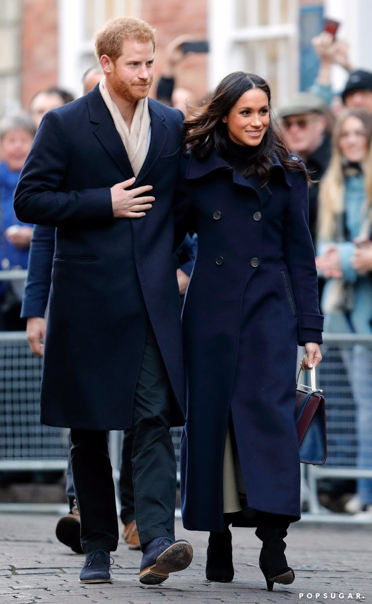 Meghan Markle Has a Wardrobe Full of Coats We're Sure Kate Middleton Would Love to Borrow