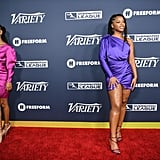Chloe and Halle Bailey at Variety's Power of Young Hollywood