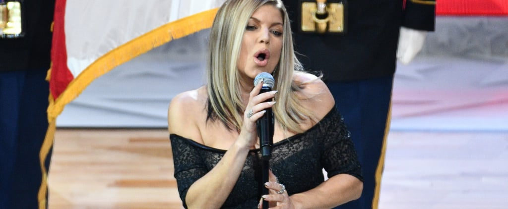 "Roseanne Barr Thinks Her Infamous National Anthem Performance Was ""Better"" Than Fergie's"
