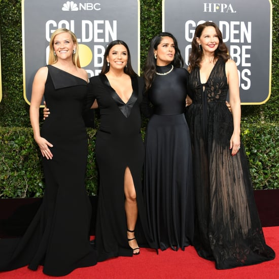 Golden Globes Red Carpet Dresses 2018