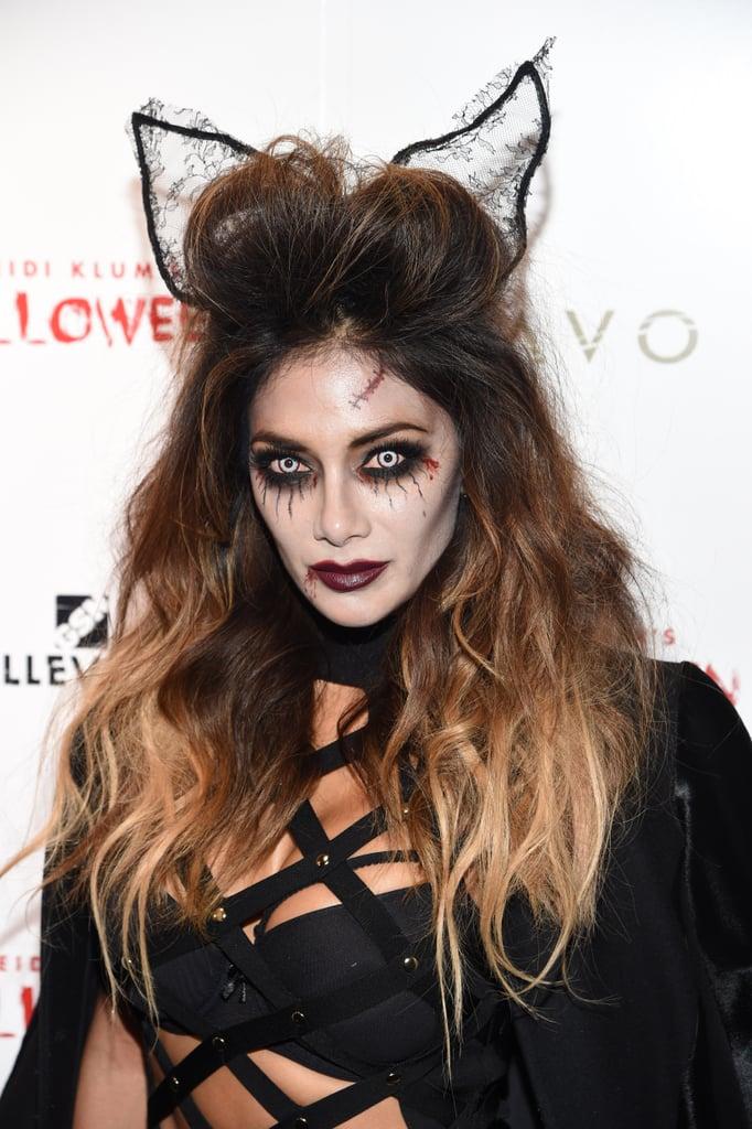 Celebrity Beauty Looks For Halloween Costumes POPSUGAR