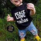 Peace Love & Tacos Tee