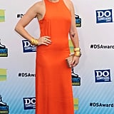 Sophia Bush at the 2012 Do Something Awards.
