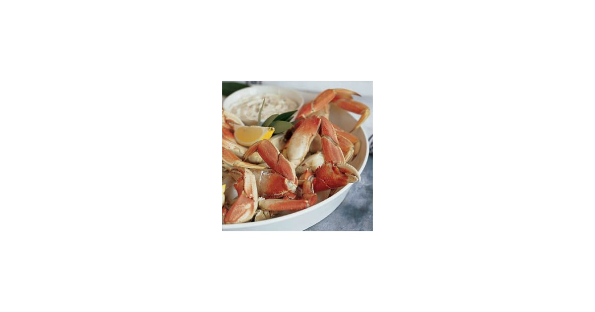 Cracked Crab Recipe | POPSUGAR Food