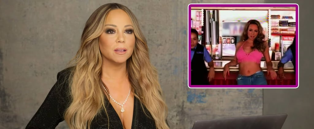 Watch Mariah Carey Take Credit For the Low-Rise Jean Trend