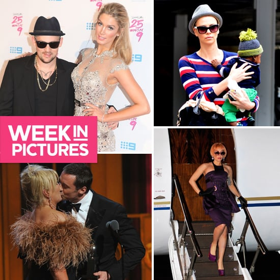 The Week in Pictures: Richard Wilkins Throws a Party in Sydney, Charlize Shaves Her Head, Gaga in Brisbane & More!