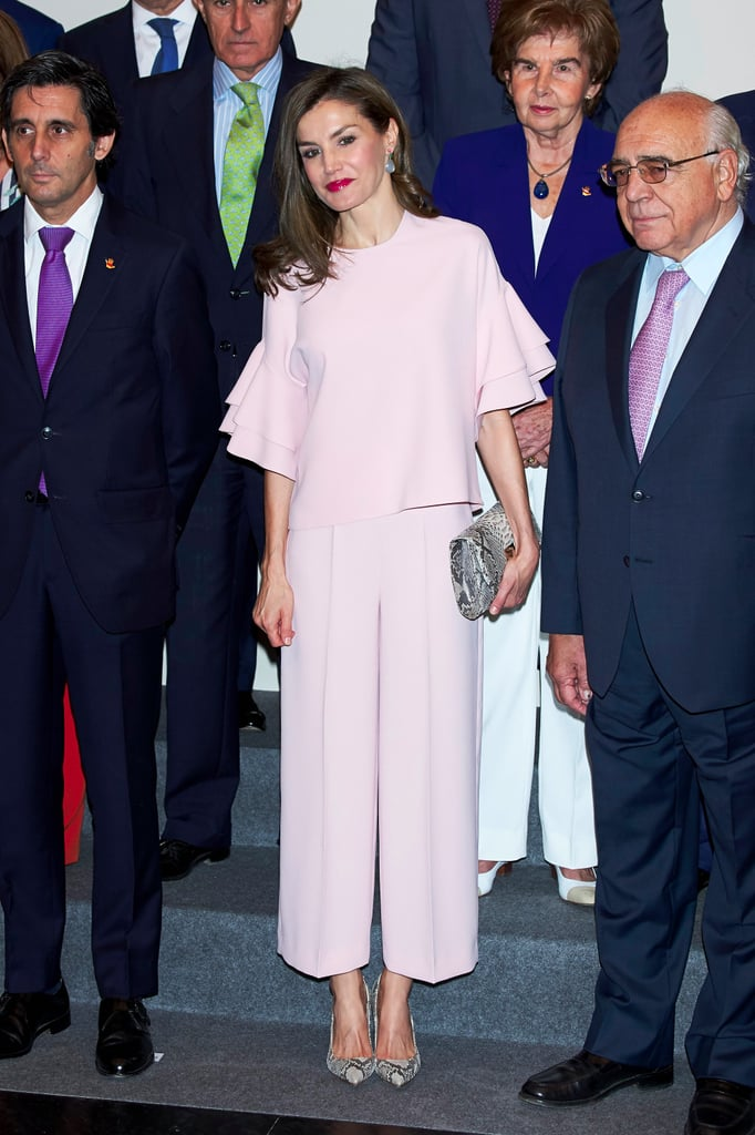 Queen Letizia Is Wearing 2 Zara Pieces You Can Shop Right Now — For $100