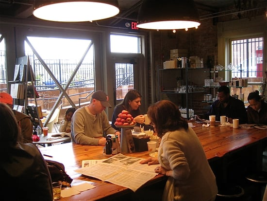 Poll: Are You Willing to Eat at Communal Tables?