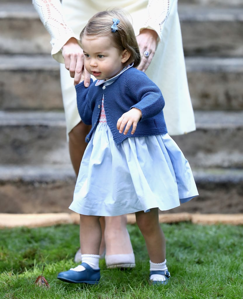"Prince William Tried to Give Princess Charlotte a Ponytail — And It Was a ""Nightmare"""