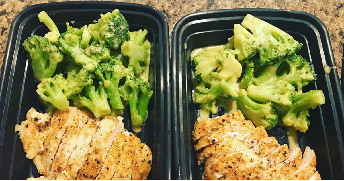 Keto Meal Prep Ideas Popsugar Fitness