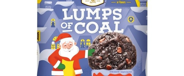 Nestle Toll House Lumps of Coal Cookie Dough