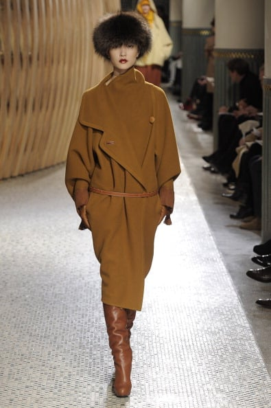 Fall 2011 Paris Fashion Week: Hermes