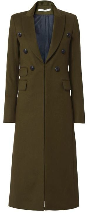 Veronica Beard Double Breasted Duster Coat ($995)