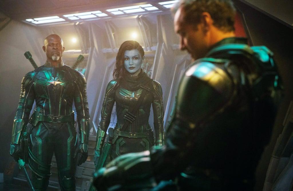 Feast Your Eyes on the Powerful Cast of Captain Marvel