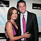 "4. The two approached their vows in completely different ways. While Peter admits that he recited his vows so loudly ""you could have heard them in Oregon,"" Mariska's were quiet and small. 5. Mariska's wedding band has a special meaning. Peter proposed with a weathered platinum band set with nine round diamonds. The style symbolizes that even though they will face rough patches, they will always find happiness ahead.  6. It was a star-studded event. The actress's Law and Order costar Christopher Meloni was one of the 200 wedding guests alongside Jodie Foster, Hilary Swank, and Chad Lowe."