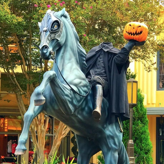 Disney California Adventure Halloween Photos
