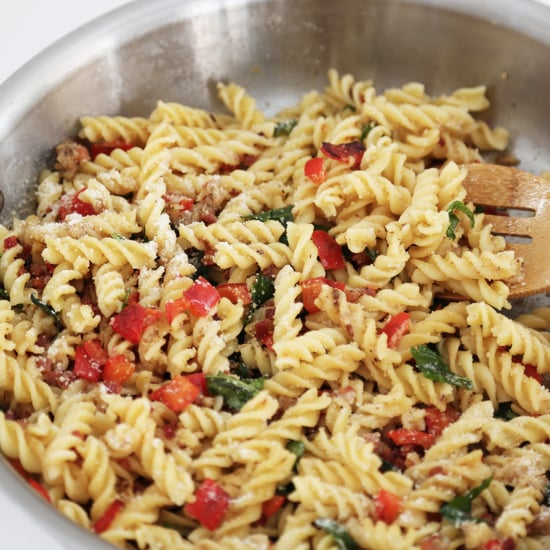 Ayesha Curry's Five-Ingredient Pasta Recipe