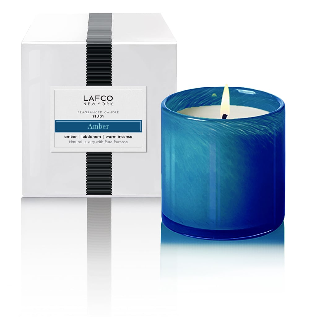 LAFCO Amber Scented Candle