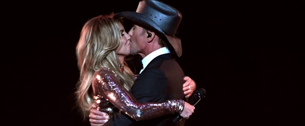 how did tim mcgraw and faith hill meet