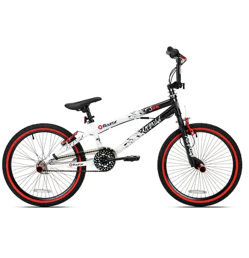 Freestyle BMX Bike