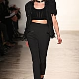 Fall 2011 New York Fashion Week: Vena Cava 2011-02-10 13:53:40