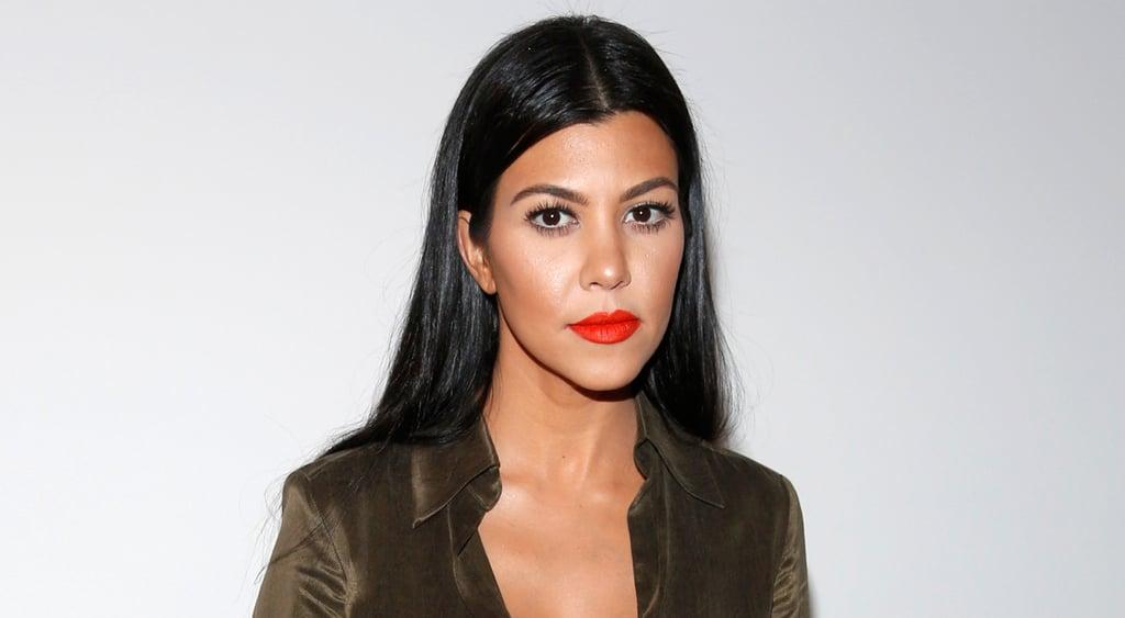 Kourtney Kardashian Tweets About Being Alone