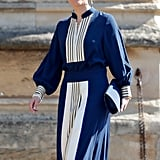 Of course, Sophie made an elegant appearance to Prince Harry and Meghan Markle's wedding as well. She really is a royally supportive friend!