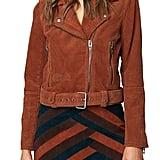 Shop Judy's Exact Moto Jacket