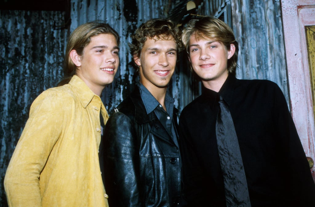 Hot Guys and Teen Heartthrobs in the 1990s
