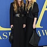 Mary-Kate and Ashley Olsen at the 2018 CFDA Awards Pictures