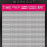 45-Minute Interval Workout