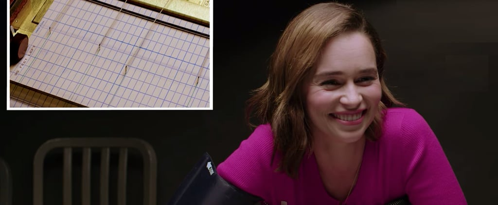 Watch Emilia Clarke Take Vanity Fair's Lie Detector Test
