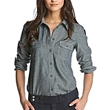 Esprit Cotton Chambray Shirt ($60)