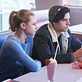 Betty and Jughead From Riverdale