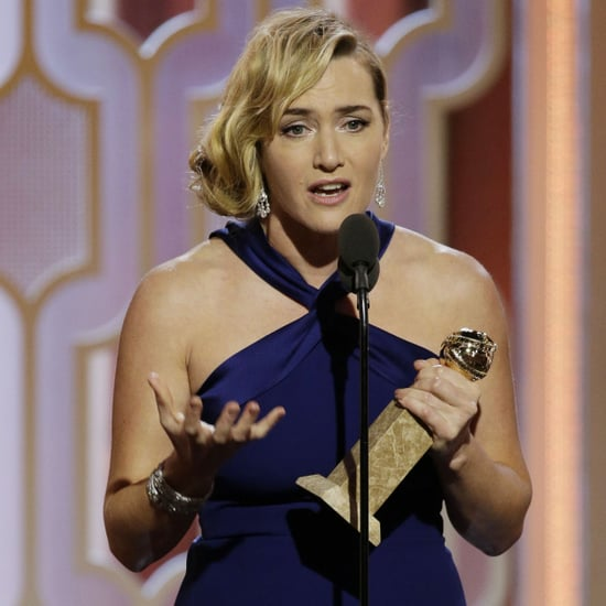 Kate Winslet Talking About Feminism at Golden Globes 2016
