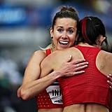 Emily Infeld, Track and Field (Long Distance)
