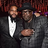 Pictured: Anthony Anderson and Cedric the Entertainer