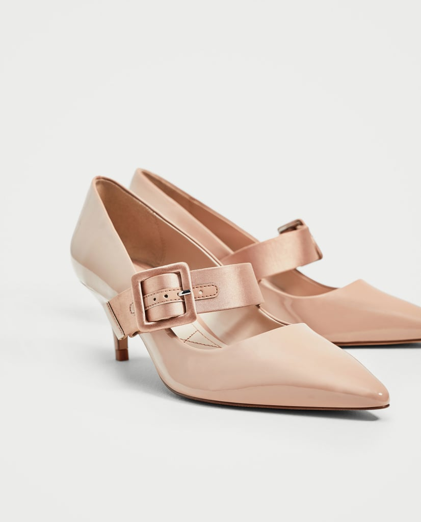 Our Pick: Zara High Heel Court Shoes