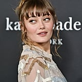 Ella Purnell at the InStyle Awards 2019
