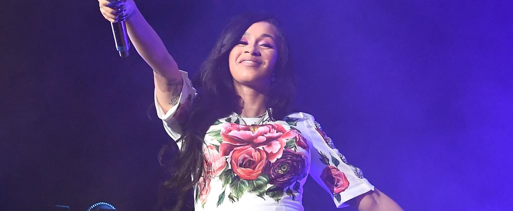 Cardi B Not Going on Tour With Bruno Mars to Be With Baby