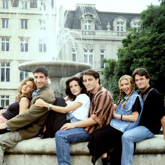 Friends 25th Anniversary New York City Pop-Up