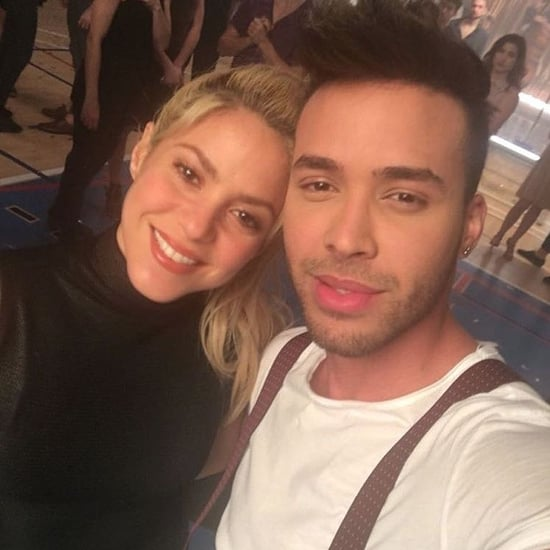 "Prince Royce and Shakira's Song ""Deja Vu"""
