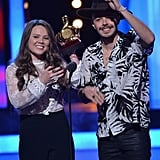 When Jesse y Joy Won Pop Group or Duo of the Year
