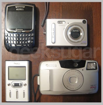 Geek Out: Do You Ever Miss Your Old Gadgets?