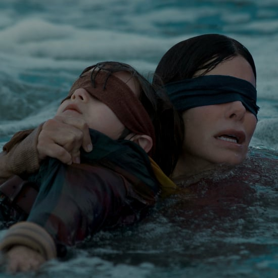 Can't Hear Can't Speak Can't See Bird Box Movie Memes