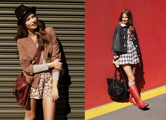 Scope The Fun Winter Threads From Dotti's AW Look Book: Plaid, Capes, Leather and more!