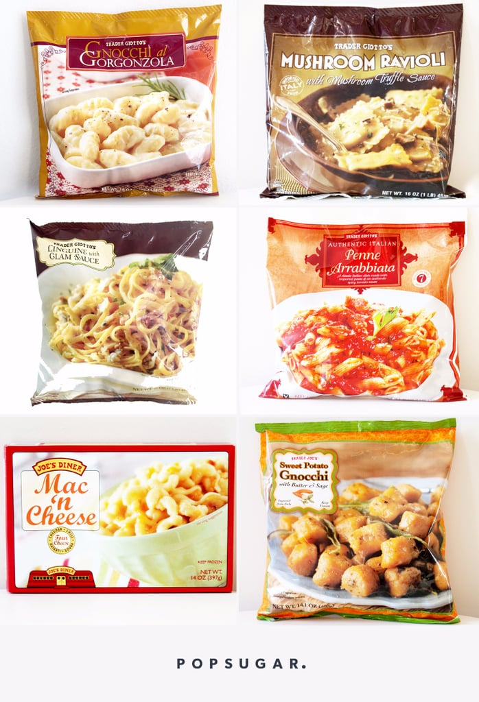 The Best Frozen Pasta From Trader Joe's